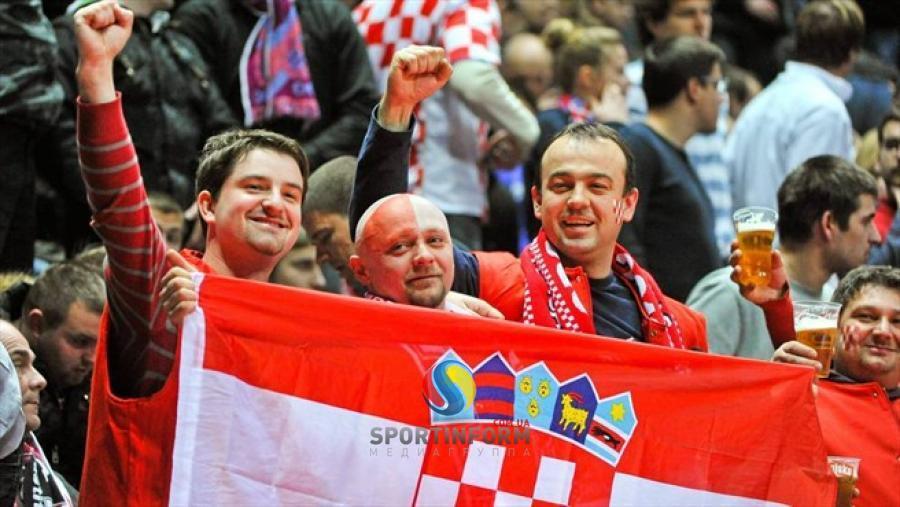 Футзал хорватия